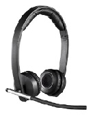 (981-000517) Гарнитура Logitech Wireless Headset H820e DUAL